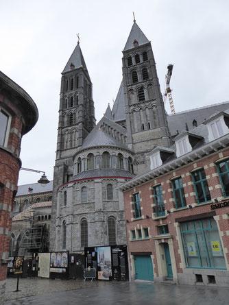Zuidertransept van de Cathédrale de Notre-Dame.