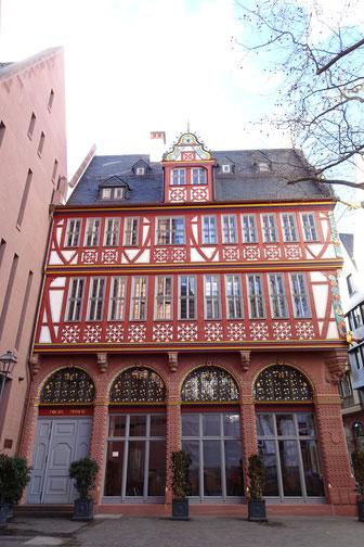 Maison Goldene Waage Francfort