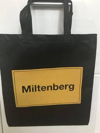 Werbung für Miltenberger Einzelhandel