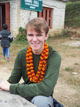Jannis Riebschläger Nepal