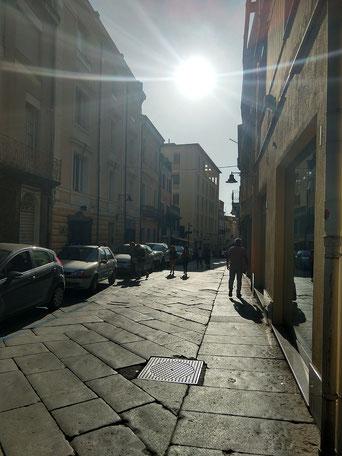 Nuoro Sardinien City