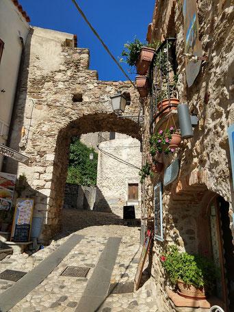 Posada Sardinien Oldtown