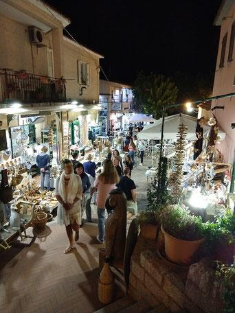 San Teodoro Markt Sardinien