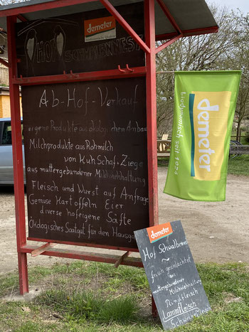 (c) Oderbruchblog.de  Quappenschmaus Regionale Spezialität