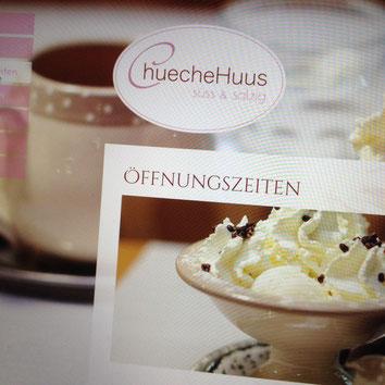 Druckatelier46 - Bildschirmfoto Chuechehuus - Webdesign und Logogestaltung