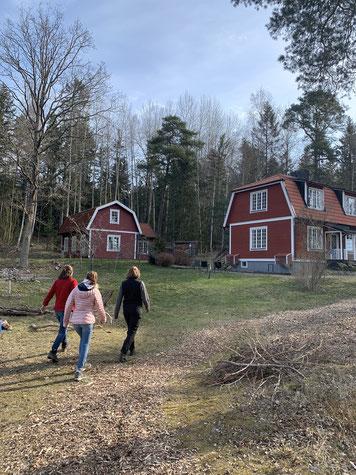 Auf ins schwedische Abenteuer!