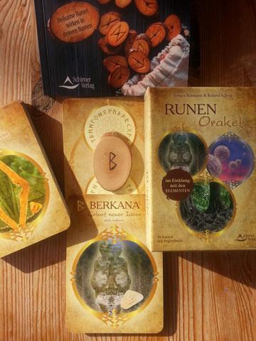 Runen Orakel Runenschätze Namenskräfte