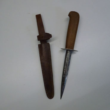 poignard de tranchée coutrot N'6