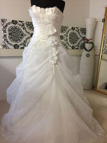 Weißes La Sposa Brautkleid in Gr. 38