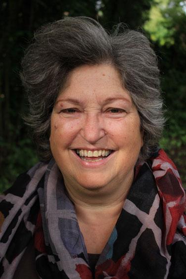 Die professionelle Weinbegleiterin Brigitte Zimmermann-Petrullat