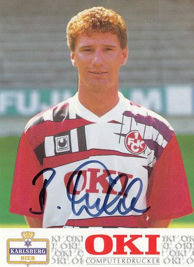 Saison 1991/92 (Foto: Archiv Thomas Butz)