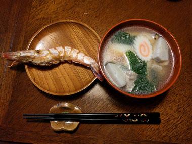 正月に食べるお雑煮も、もっと世界中の方に食べていただきたいですね。