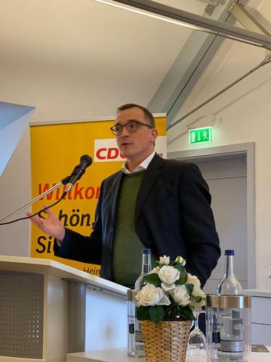 Für einen modernen, liberalen Konservatismus: Univ.-Prof. Dr. Andreas Rödder ist einer der bedeutendsten Historiker unserer Zeit.