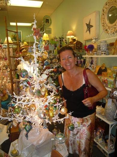 weihnachtsbaum, sommer 2010