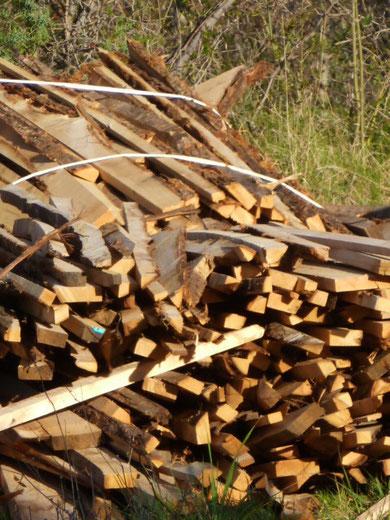 Ballot de bois
