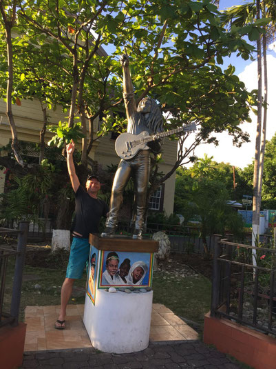 Jamaika, Jamaica, Kingston, Bob Marley, Museum