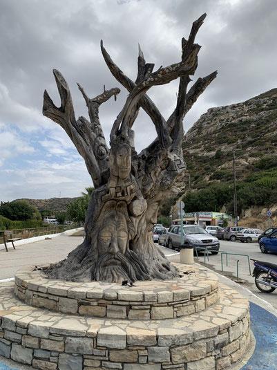 Griechenland, Kreta, Sehenswürdigkeit, Reisebericht, highlight, Urlaub, Matala,