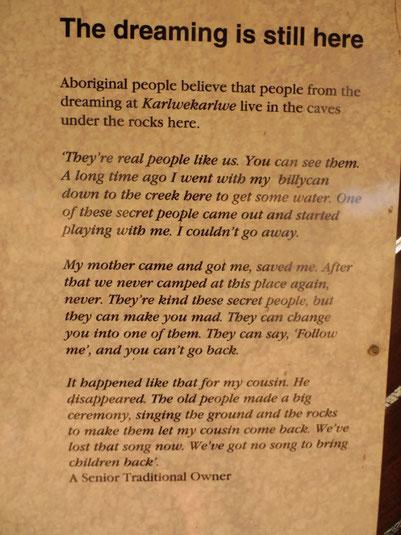 Australien, Northern Territory, Karlu Karlu, Devils Marbles, Sage