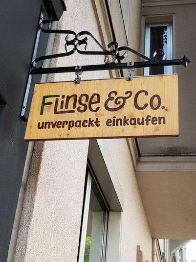 Flinse & Co setzten als Erste ein Unverpacktkonzept sehr konsequent in Düsseldorf-Flingen um.