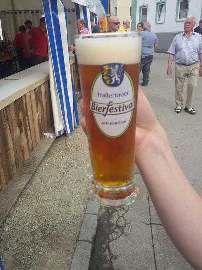 TU Forschungsbrauerei München Comet