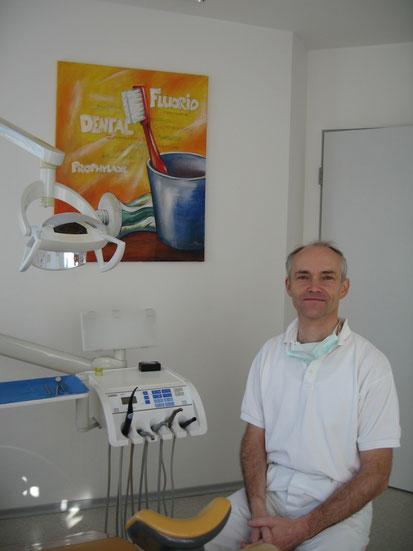 Dr. Günther Mack, Zahnarzt, Merching - Mering