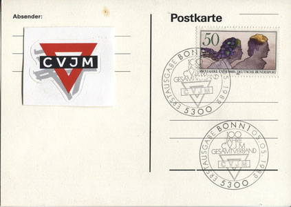 100 Jahre CVJM Gesamtverband in Deutschland: Pfingsttreffen in Kassel 1982