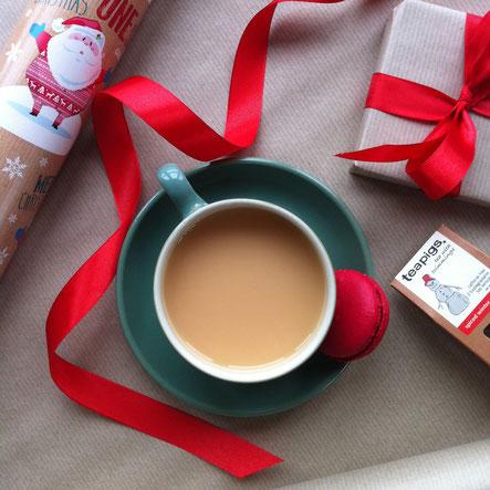 Teapigs Spiced winter red tea top tea blogger tuesday tea tasting