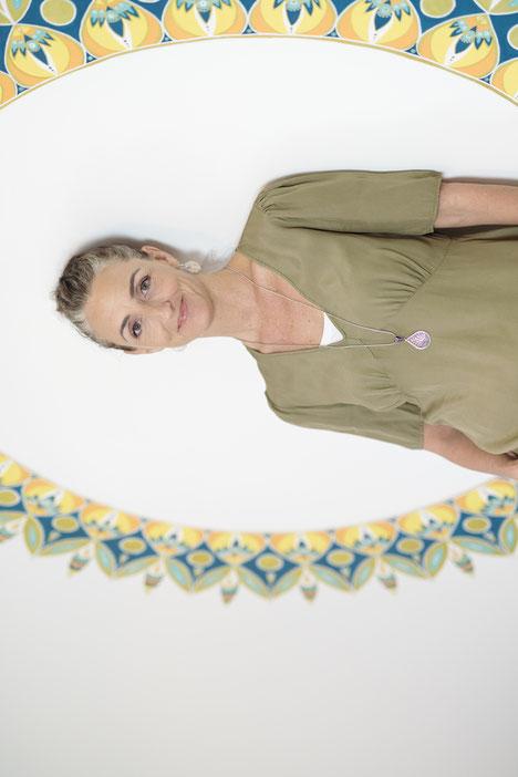 Silke Taute, dipl. Yogalehrerin
