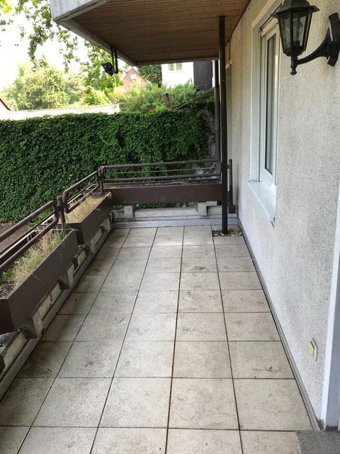 Balkon (Hofseite)