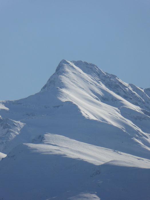 Le Pic de Montaigu - 2339 m (face Nord-Ouest)