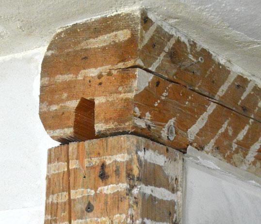 Wer entdeckt dieses Detail im Haus? Beim nächsten Besuch.