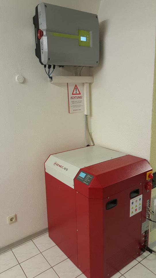 SENEC Home 8kWh Bleiflüssig Stromspeicher Pförring