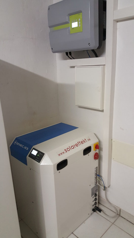 SENEC HOME 5kWh Lithium Stromspeicher in Burglengenfeld