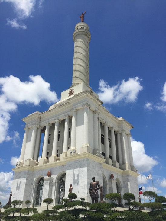 Monumento a los Heroes, Santiago de los Caballeros, Dom Rep, Denkmal, Wahrzeichen