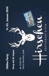 Disco, Bar, Pub, Party, DJ Aspen, Simmental, Berner Oberland, Thun, Schweiz, Ausgang, 03. Januar 2020, Huettenzauber.ch, Restaurant Hirschen, Lenk