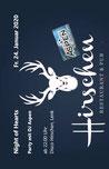 Disco, Bar, Pub, Party, DJ Aspen, Simmental, Berner Oberland, Thun, Schweiz, Ausgang, 24. Januar 2020, Huettenzauber.ch, Restaurant Hirschen, Lenk