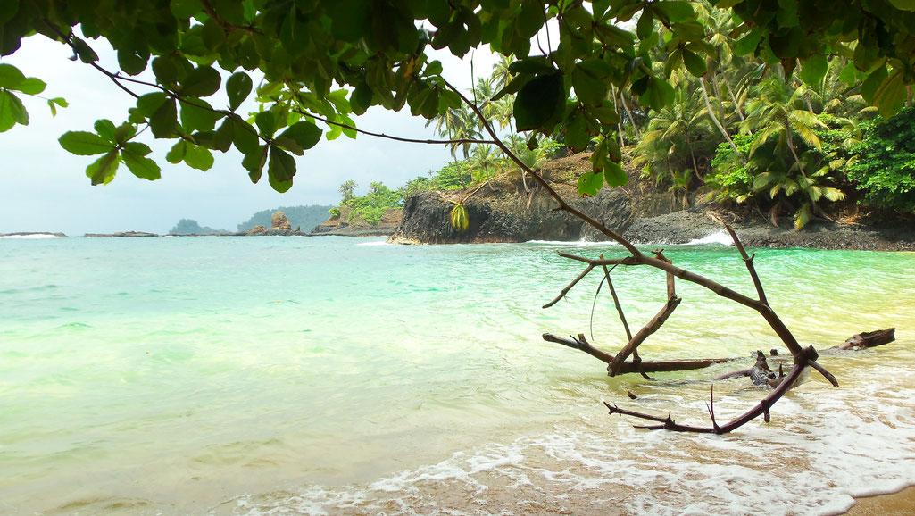 Sao Tomé, petit pays d'Afrique niché sur l'équateur