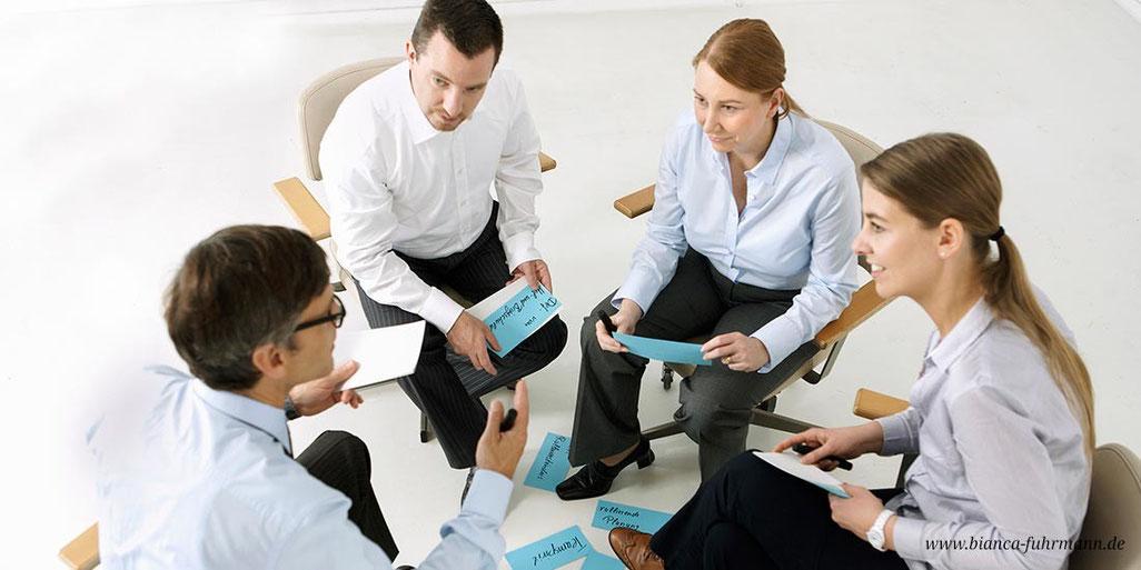Team workshop kennenlernen
