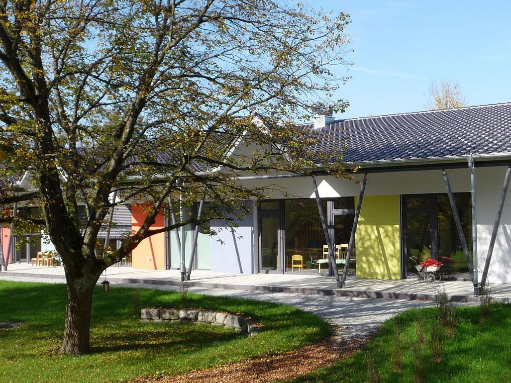 Kindergarten St. Hedwig in Radolfzell (Um- und Erweiterungsbau)