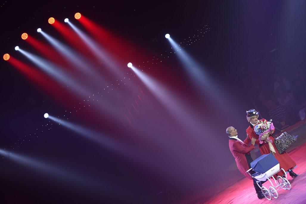 Circus Knie 2018 Lausanne