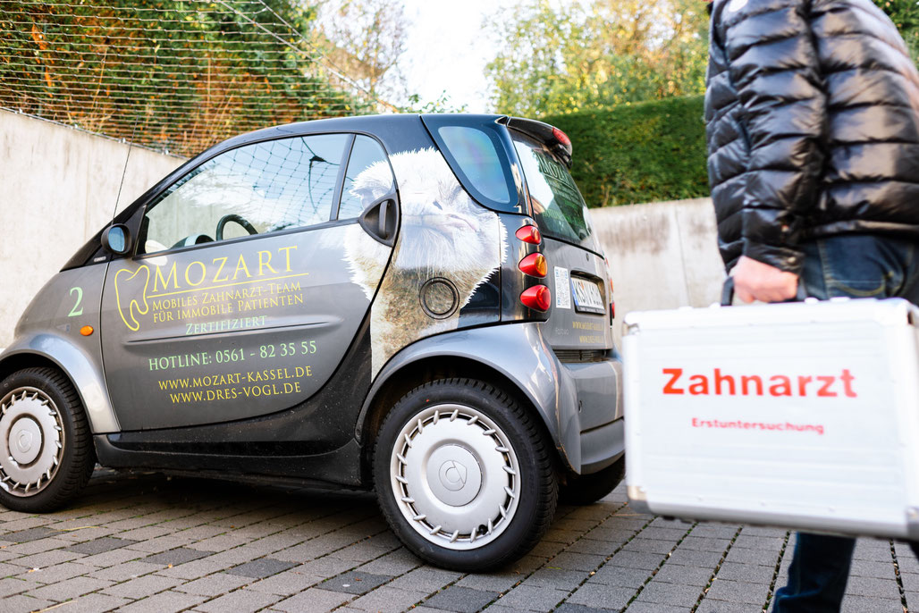 MOZART - mobiles Zahnarzt-Team Dres. Vogl, Vellmar