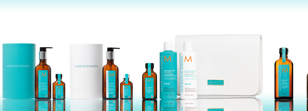 Salon Serenity offers the complete line of Morrocanoil products