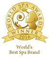 World's Best Spa Brand 2016 - Aesthetic Skincare