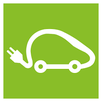 recharge charge électrique auto véhicule parking public
