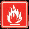 feuerfest nach EN 1021-1