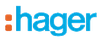 Logo marque HAGER