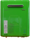 緑色給湯器