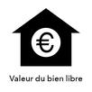 Valeur du bien libre viager Paris 75015