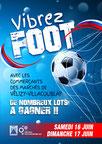 Vibrez Foot à Vélizy.