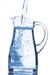 Wasserfilter für frisches reines Wasser
